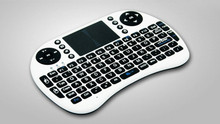 Riitek Mini RF Wireless i8 Keyboard with trackpad MWK08W White (MWK08W)