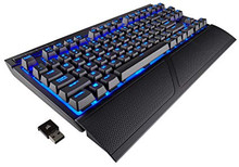 Corsair Gaming™ K63 Wireless Backlit Blue LED