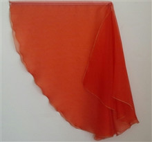ORANGE TRANSLUCENT WING FLAG