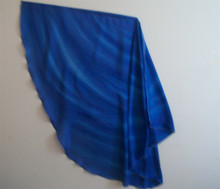 BLUE SILK WING FLAGS