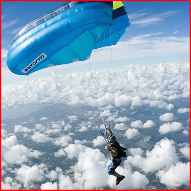 Performance Designs Storm  sc 1 st  Skye Gear - Skying Gear & Performance Designs Sabre 2 Parachute for Skying