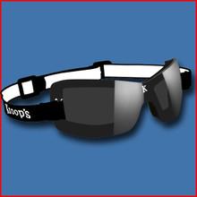 Kroops - Otter - Black / Smoke Goggles