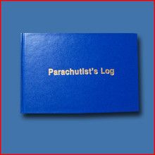 Parachutist Log  Book