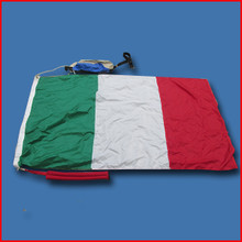 Italian Flag pouch and weight
