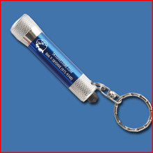 Skydive Store LED Flashlight Key Chain