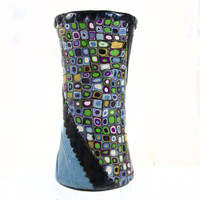 klimt Tiles Vase