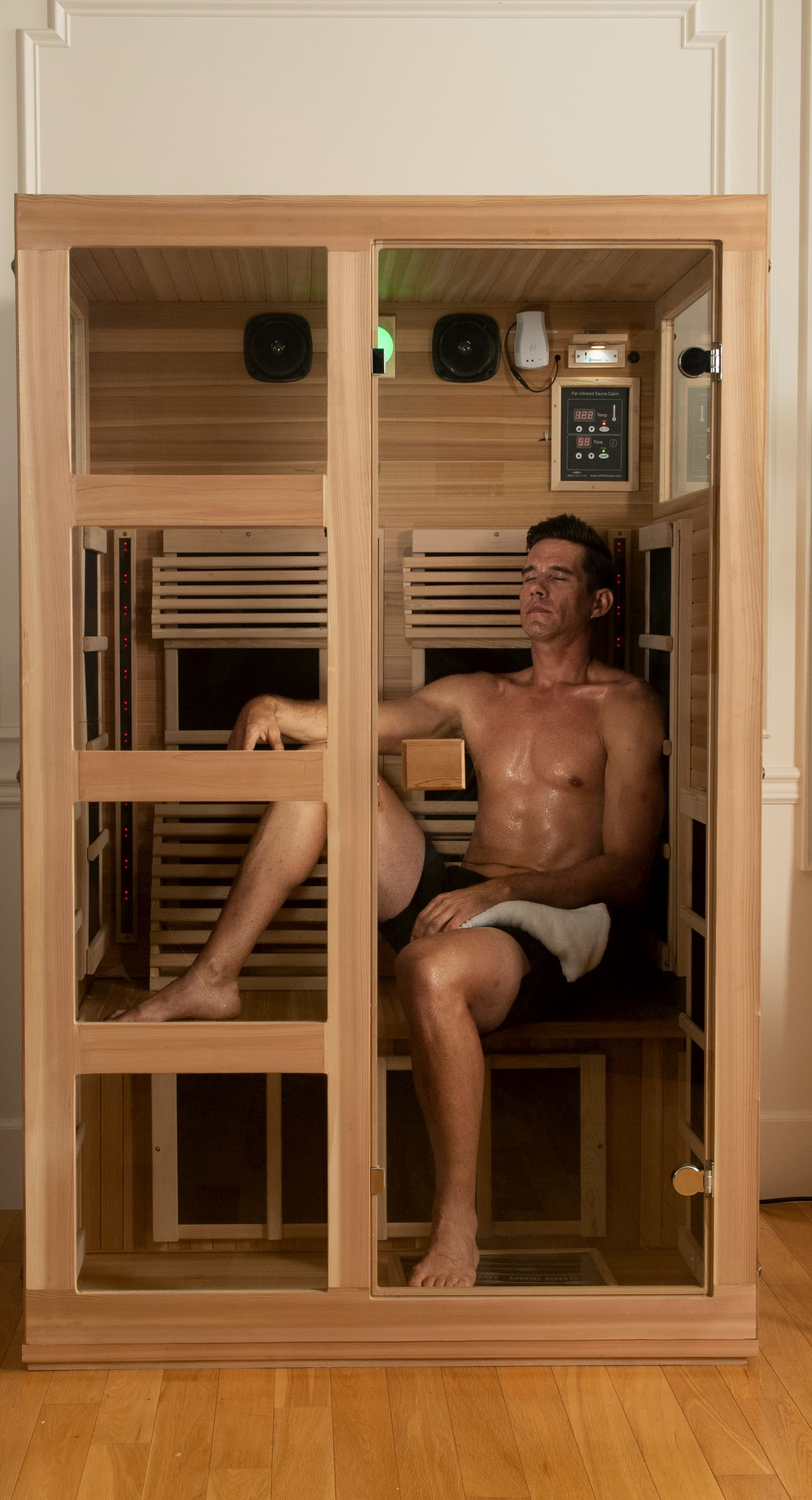 Can saunas improve your performance during endurance sports?
