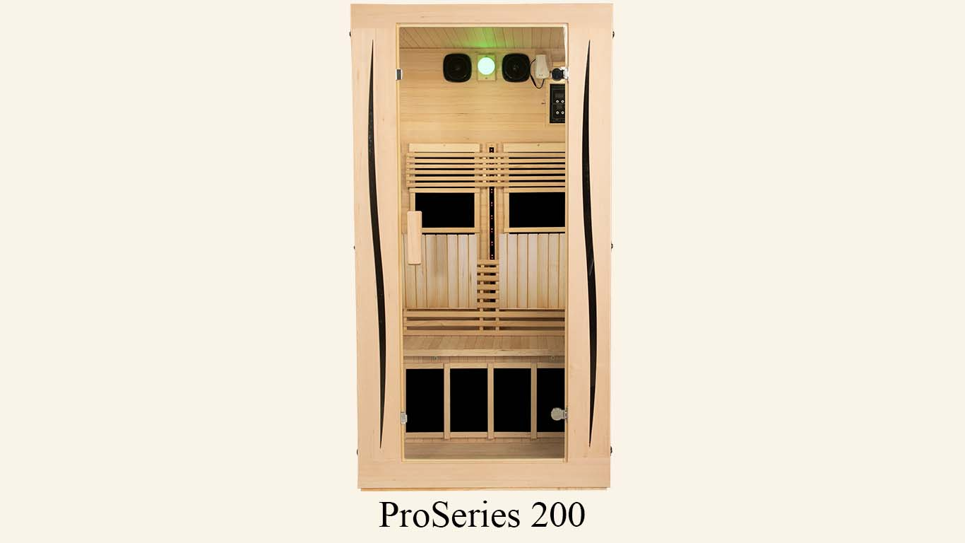 ProSeries 200 Full Spectrum Infrared Sauna