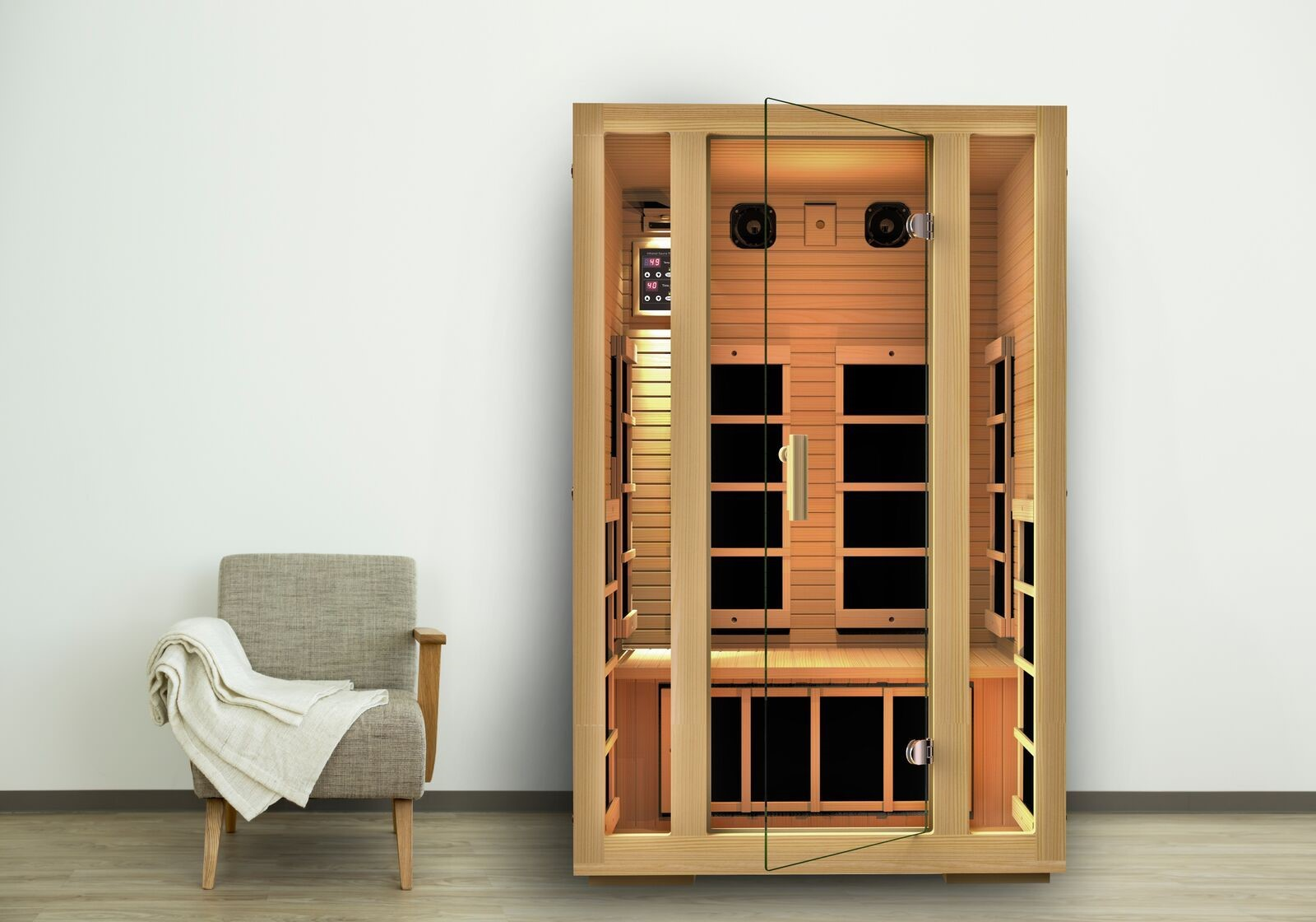 You Should Buy an Infrared Sauna to Reduce Toxin Levels in Your Body
