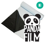 Improve your lighting efficiency with durable, 5.5mil thick black and white Panda Film. The white surface of our Panda Film reflects 90% of light omitted and the black surface prevents any light from penetrating through. The heavy-duty waterproof film also helps prevent algae and mold growth on walls.