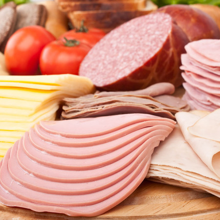 Swiss Village Bulk Foods in Sugarcreek, Ohio has deli meats and cheeses