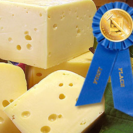 Guggisberg Cheese in Charm, Ohio
