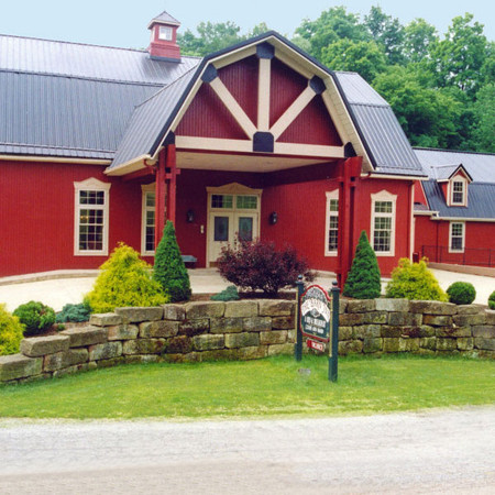 The Barn Inn Bed and Breakfast in Millersburg, Ohio