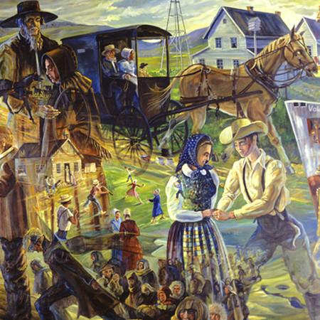 Amish & Mennonite Heritage Center in Berlin, Ohio