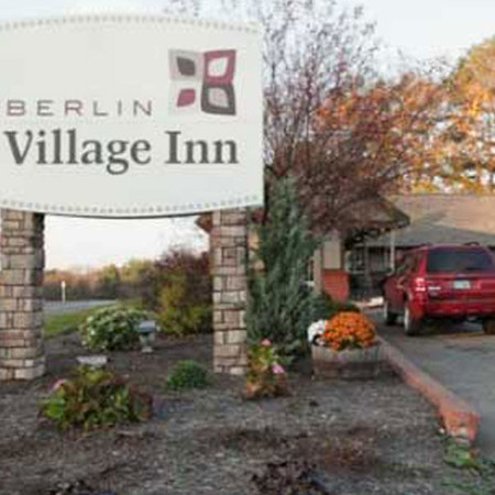 Berlin Village Inn in Amish Country, Ohio