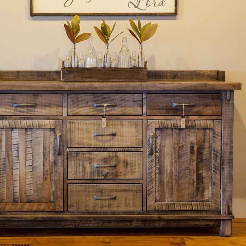 Industrial Craftsman In Berlin Ohio Industrial And Rustic Amish Crafted Furniture