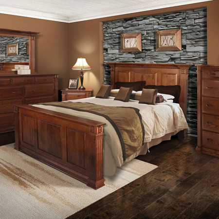 Handcrafted Amish Bedroom Furniture | Maysville Furniture Showcase in Ohio