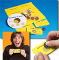 Scratch 'n See Tickets (Complete Package)