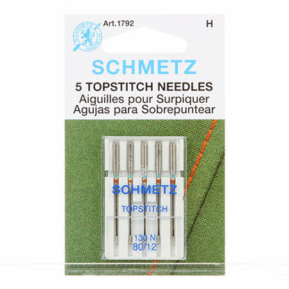 Schmetz Topstitch Needle 80/12