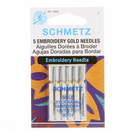 Schmetz Embroidery Needle 14/90