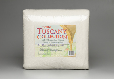 Tuscany Cotton/Wool Blend