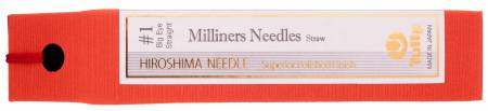 Milliners Needle #1 Big Eye Straight