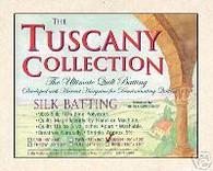Tuscany Silk, Throw
