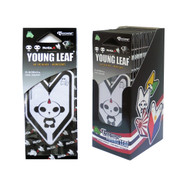 Treefrog Young Leaf Panda Cool Black Squash - YirehStore.com