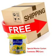 My Shaldan Lemon Air Freshener with Special Master 96 pcs