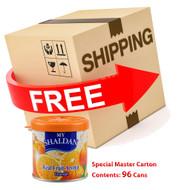 My Shaldan Orange Scent Air Freshener with Special Master 96 pcs
