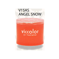 Viccolor Car Air Freshener, 30 Packs, Angel Snow