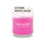 Viccolor Car Air Freshener, 30 Packs, White Musk