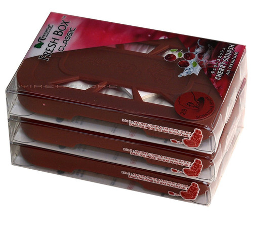 CS-X3 Treefrog Fresh Box Classic Cherry Squash Scent  3 Pack - YirehStore.com
