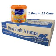 My Shaldan Orange Scent Air Freshener 12 cans