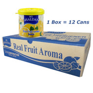 My Shaldan Lemon Air Freshener 12 cans