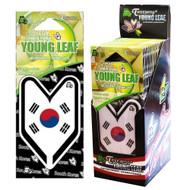Treefrog Young Leaf Fresh Honeydew Melon 24 Packs, South Korea Flag