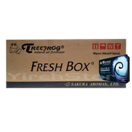 Treefrog Fresh Box Black Squash Scent 48-pcs (1 Master case)