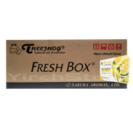 Treefrog Fresh Box Lemon Scent 48-pcs (1 Master Case)