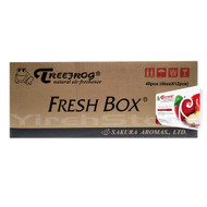 Treefrog Fresh Box Apple Squash Scent 48-pcs (1 Master Case)