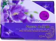 Treefrog Fresh Box Mini Exotic Violet Scent - YirehStore.com