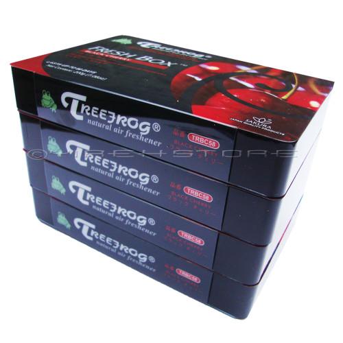 Treefrog Fresh Box Black Cherry - YirehStore.com