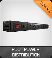 PDU - Power Distribution