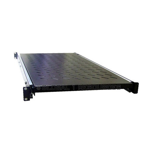 Sliding 1u Server Rack Shelves Universal Rack Enclosure Cabinet Shelves