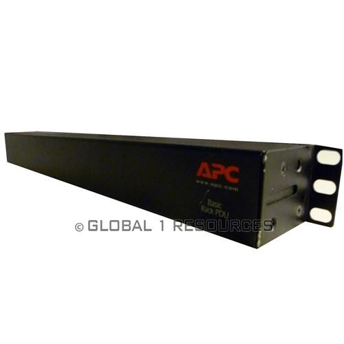 New APC AP9564 Basic 20AMP PDU Rack Mount Power Strip