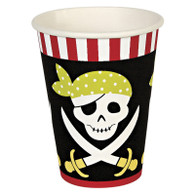 Meri Meri Yo Ho Ho! Pirate Cups - Pack of 12