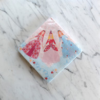 Meri Meri Calling All Princesses Cocktail Napkins - Pack of 20