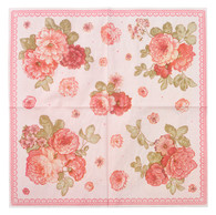 Truly Scrumptious Pink Cocktail Napkins - Pack of 30