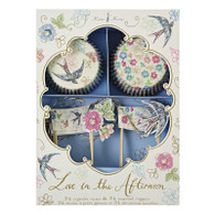 Meri Meri Love in the Afternoon Cupcake Kit - Pack of 24