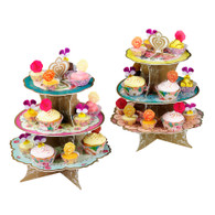 Truly Scrumptious Double Sided Cupcake Stand