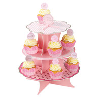 Pink n Mix Cupcake Stand